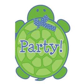 Invitations-Mr. Turtle