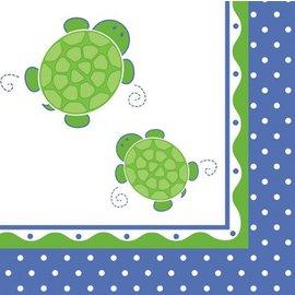 Luncheon Napkins-Mr. Turtle-16pkg-3ply-Discontinued/Final Sale