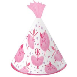 Hats-Cone-Tutu Much Fun-8pkg-Paper