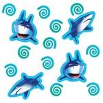Confetti-Shark Splash-14g