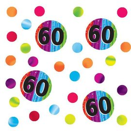 Confetti-Milestone Celebrations 60th-14g