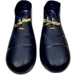 """Costume Accessory-Plastic Clown Shoes-1pkg-16"""""""