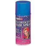 Fluorescent Blue Hair Spray-1pkg-3oz