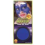 Costume Accessory-Blue Base Makeup-1pkg-11.2g