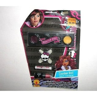 Costume Accessory-Monster High Makeup-Clawdeen-1pkg-7g