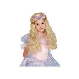 Wig-Blonde Swan Lake Barbie-Kids Size