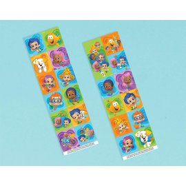 Stickers- Bubble Guppies-8Sht