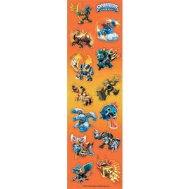 Stickers-Skylanders-8pk (Discontinued)