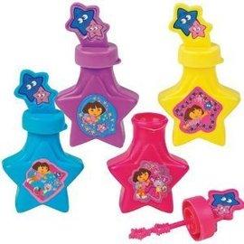 Bubbles-Dora the Explorer-4pk