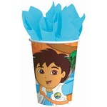 Cups-Diego-Paper-9oz-8pk (Discontinued)