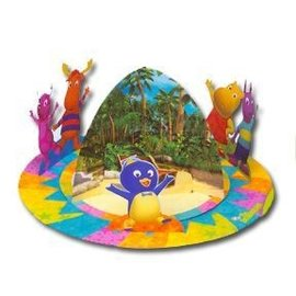 Centerpiece-Backyardigans-6.63'' x 13.75'' (Discontinued)