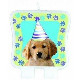 Candle-Party Pups-1pkg