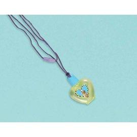 Bubble Necklace-Party Pups-4pk
