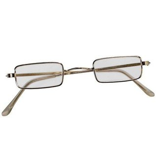 Costume Accessory-Santa Glasses-1pkg