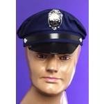Costume Accessory-Police Hat-1pkg