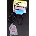 Necklace-Over the Hill-40th-1pkg