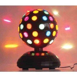 """Party Rotating Disco Light-1pkg-8"""""""