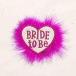 Button-Bride To Be-1pkg