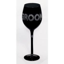 Wine Glass-Groom-1pkg-17oz