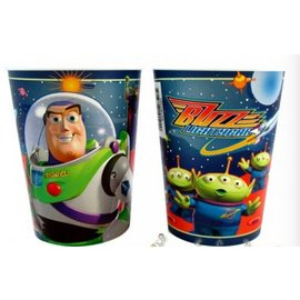 Cup-Plastic-Toy Story-12pk - Discontinued