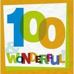 Napkins-LN-Wonderful 100-16pk-2ply - Discontinued