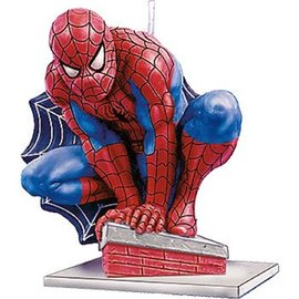 Candle-Spiderman