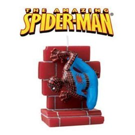 "Candle-Spiderman-1pkg-3"""