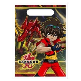Lootbags-Bakugan-8pk  (Discontinued)