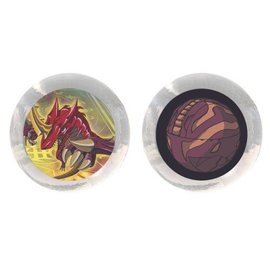 Favours-Bounce Ball-Bakugan-4pk  (Discontinued)
