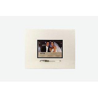 Autograph Frame-Wedding-4'' x 6''