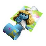 Blowouts-Smurfs-8pk Discontinued)