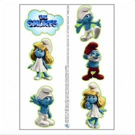 Tatoos-Smurfs-2sht (Discontinued)