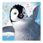 Napkins-LN-Happy Feet-16pk-2ply (Discontinued)