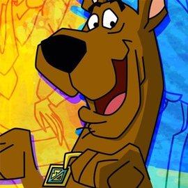 Napkins-BEV-Scooby Doo-16pk-2ply - Final Sale