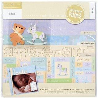 Baby Page Kit-12''x12''-100pk