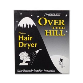 Hair Dryer-Over the Hill