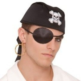 Costume-Pirate Eye Patch