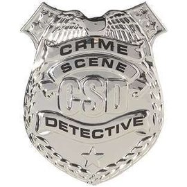 Police Badge-5.75''