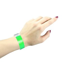 WristBands-100pk-Lime