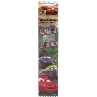 Award Ribbon-Disney Pixar Cars