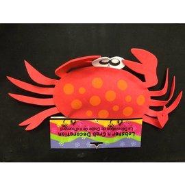 Crab Decoration-Foam-14''