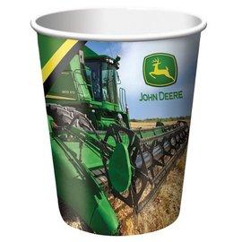 Paper Cups-John Deere-8pkg-9oz