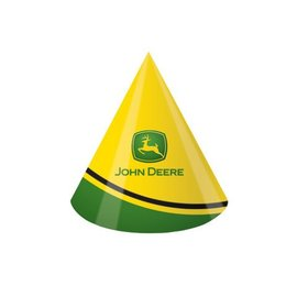 Hats-Cone-John Deere-8pkg-Paper