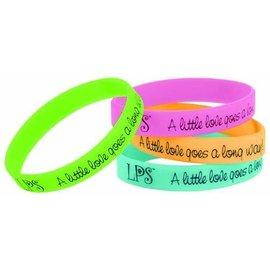 Bracelets-Little Pet Shop-4pk (Discontinued)