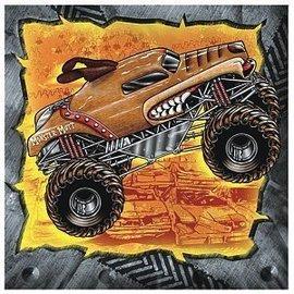 Nakins-BEV-Monster Truck Jam-16pk-3Ply - Discontinued
