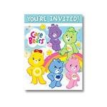 Invitations-Care Bears-8pk (Discontinued)