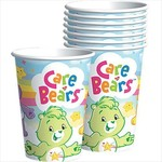 Cup-Care Bears-Paper-9oz-8pk (Discontinued)