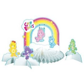 Centerpiece-Care bears-9.25'' x 9.1'' (Discontinued)