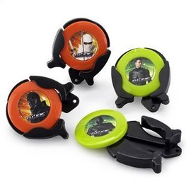 Flying Disc-Gi Joe-4pk  (Discontinued)