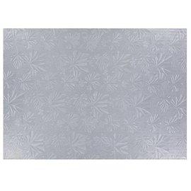 Cake Boards-Silver-Foil-17'' x25''
